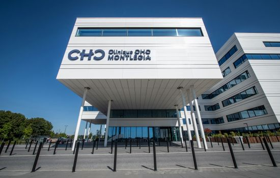 CHC Clinique Montlegia